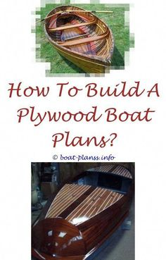 85 Best boats images in 2018 | Boat building plans, Wood boats