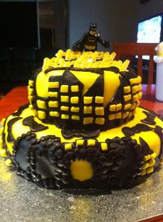 Brady's 7th Birthday Cake