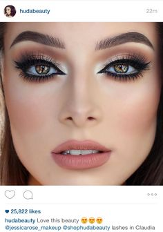 Perfect wedding day look