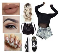 """""""Random"""" by hey-mate ❤ liked on Polyvore featuring Vans"""