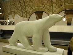 D'Orsay Polar Bear