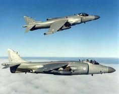 Sea Harrier FA.2 Navy Aircraft, Aircraft Photos, Ww2 Aircraft, Military Jets, Military Aircraft, Reactor, British Aerospace, Close Air Support, British Armed Forces