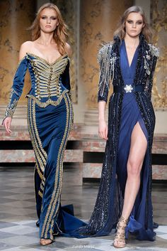 That dress on the left! Why don't I own that?! :O