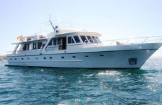 Classic motor yacht STALCA was built in 1971 by Vitsch yachts and measures 25m…
