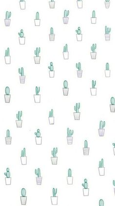 Imagen de cactus, background, and wallpaper Phone Wallpaper Images, Cool Wallpapers For Phones, Cute Wallpaper For Phone, Iphone Background Wallpaper, Pastel Wallpaper, Pretty Wallpapers, Tumblr Wallpaper, Computer Wallpaper, Aesthetic Iphone Wallpaper