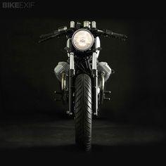 Moto Guzzi V75 by Venier Customs