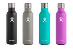 キャンプでのワインパーティーを華やかに彩るHydro Flaskのボトル&タンブラー。 | GO OUT WEB