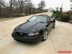2001 Ford Mustang GT Convertible 2-Door #ford #mustang #forsale #unitedstates