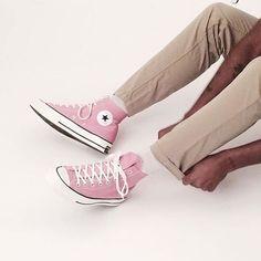 Pink 1970s Chucks