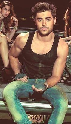 Holaaaa, buenas noches <3 #Zac #Efron