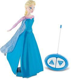 Disney – 16316 – La Reine Des Neiges – Elsa – Patine Et Chante