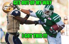 Riders Rule🏈 Go Rider, Saskatchewan Roughriders, Saskatchewan Canada, My Way, Football Helmets, Pride, Fan, Memes, Green