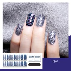 Neutral Nails, Nail Polish Strips, Christmas Snowflakes, Glitter Nails, You Nailed It, Manicure, How To Apply, Products, Nail Bar