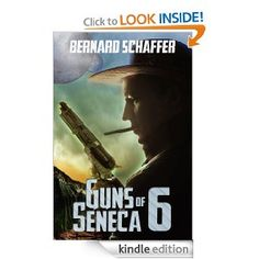 """(By Bernard Schaffer, Bestselling Author of Whitechapel! HulegaardBooks.com: """"Outlaws, savages, aliens, and a town under martial law…distinguishable and well-crafted…"""")"""