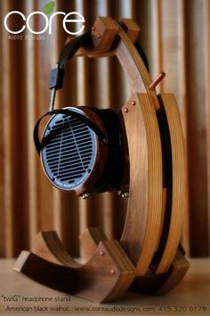 Headphone Stands | Core Audio Designs