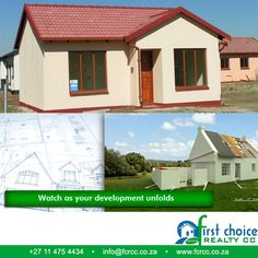Affordable development by First Choice Realty in ‪#‎Vanderbijlpark‬. Looking to buy a new architecturally designed and inspired house? Well look no further! Visit our website: http://besociable.link/4g ‪#‎property‬ ‪#‎affordablehousing‬ ‪#‎FCRCC‬