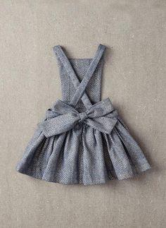 Nellystella Ella Dress in Light Grey Foil- N15F012