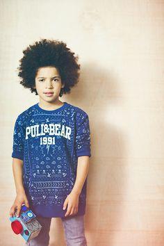 PullBear Kids, Summer Collection 2014