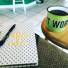 Who's ready to take on the day?! What is your number ONE goal to accomplish before you go to bed  tonight? Write it down and GO make it happen! #ItWorksGOGetter