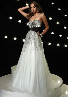 Black And Silver Wedding Dresses | The Wedding Specialists