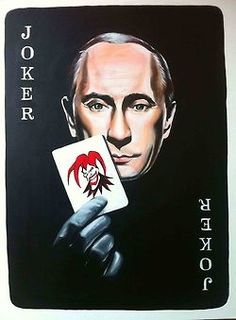 Joker Playing Card Painting - Bing images