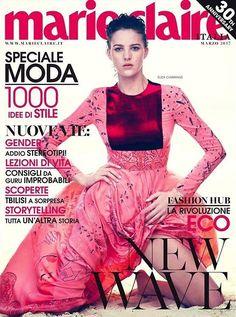 Marie Claire Italy - Marie Claire Italy March 2017 Cover
