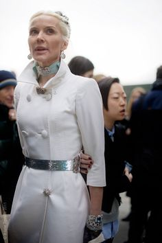 London Fashion Week, February 2011