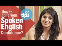 ▶ How to build your spoken English confidence? - Speak with confidence - English Lesson - YouTube
