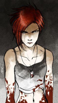 Set Him Free. by Myed89.deviantart.com on @deviantART . Character Sketch / Drawing