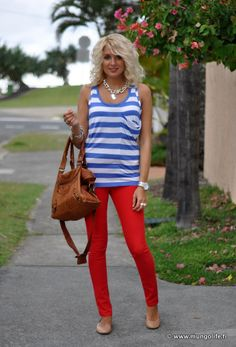 4th of July outfit :)  I call it. Louis Tomlinsons wardrope.