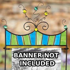21 best flag stands holders images garden flag stand garden rh pinterest com