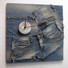 Jean o' clock