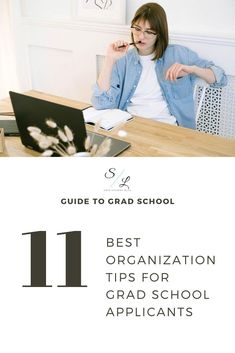 Get organized to help you complete your grad school applications in a timely, less stressful manner! #GradSchool #GradSchoolApplications #GradSchoolApp #SLPGradSchool #CSDGradSchool #GradSchoolPrograms #GradSchoolApplicationHelp #GradSchoolAppHelp #ApplicationHelp #Organization Career Planning, Career Advice, Student Work, College Students, Organization Hacks, Organizing, College Motivation, School Application, Term Paper