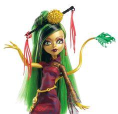 Monster High Jinafire Long
