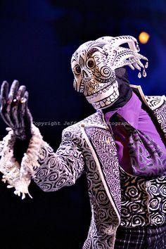 KOOZA by Cirque du Soleil. September 19, 2012.  Copyright:Jeff Resta Photography