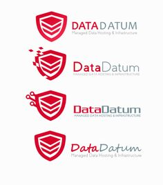 Data Host Logo Concept 2 (FOR SALE) by DianaGyms.deviantart.com on @DeviantArt