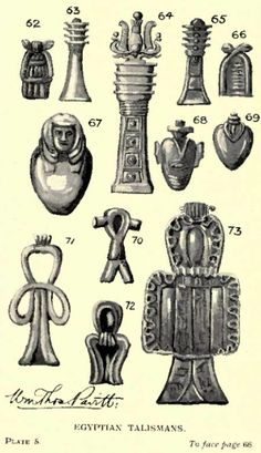 The Book of Talismans, Amulets and Zodiacal Gems, by William Thomas and Kate Pavitt, [1922]