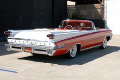 1959 Oldsmobile Ninety-Eight Convertible Maintenance/restoration of old/vintage vehicles: the material for new cogs/casters/gears/pads could be cast polyamide which I (Cast polyamide) can produce. My contact: tatjana.alic@windowslive.com
