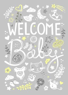Felicity French - Felicity French Welcome Baby