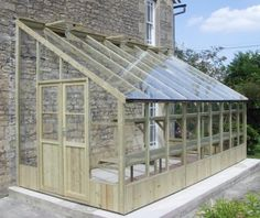 Swallow Heron 8x20 Lean to Greenhouse £3417 inc INSTALLATION http://www.greenhousestores.co.uk/Swallow-Heron-8x20-Lean-to-Greenhouse.htm