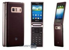 """Parece que a Samsung está mesmo disposta a investir no segmento retro de aparelhos celulares. Após o surgimento de fotos de umsuposto Galaxy com flip, surge agora mais um modelo """"dobrável"""" da marca. O Hennessy SCH-W789 também traz duas telas sensíveis ao toque e tem características poderosas.O sist"""