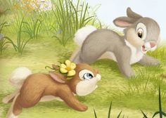 Очаровательные картинки с кроликами