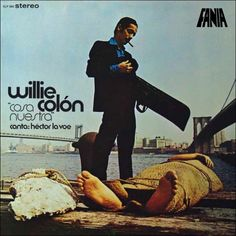 Willie Colon : Cosa Nuestra (LP, Vinyl record album) - A monster album of salsa – and one that has bad boy Willie Colon taking the Latin world by -- Dusty Groove is Chicago's Online Record Store Lp Vinyl, Vinyl Records, Frankie Ruiz, Grupo Niche, Willie Colon, Musica Salsa, Caricature From Photo, Salsa Music, Album Covers