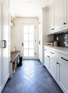Altadena Modern Farmhouse New Construction Farmhouse Design, Rustic Design, Modern Farmhouse, Bathroom Storage Ladder, Colonial Style Homes, White Oak Floors, Modern Rustic, Home Remodeling, New Homes