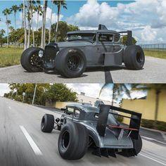pics of rat rod trucks Us Cars, Sport Cars, Weird Cars, Cool Cars, Rat Rods, Dodge Trucks, Truck Drivers, Pickup Trucks, Dually Trucks