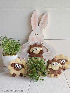 Geschenk aus der Küche - Osterplätzchen