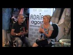 PREMIERE DONNA: Bruno Baldassarri intervista la stilista Adriana Agostin...