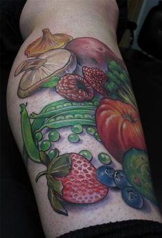 Scotty Munster, Olde Town Tattoo, St. Cloud, MN Healthy tats ~ fun!