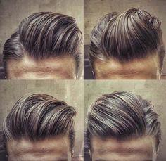 #Haircuts #HairstyleMen