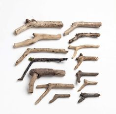 Guns collected by photographer Rachel Whiteread's son as a substitute for toy guns that he wasn't allowed to have.